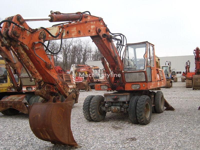 O&K MH6 excavadora de ruedas