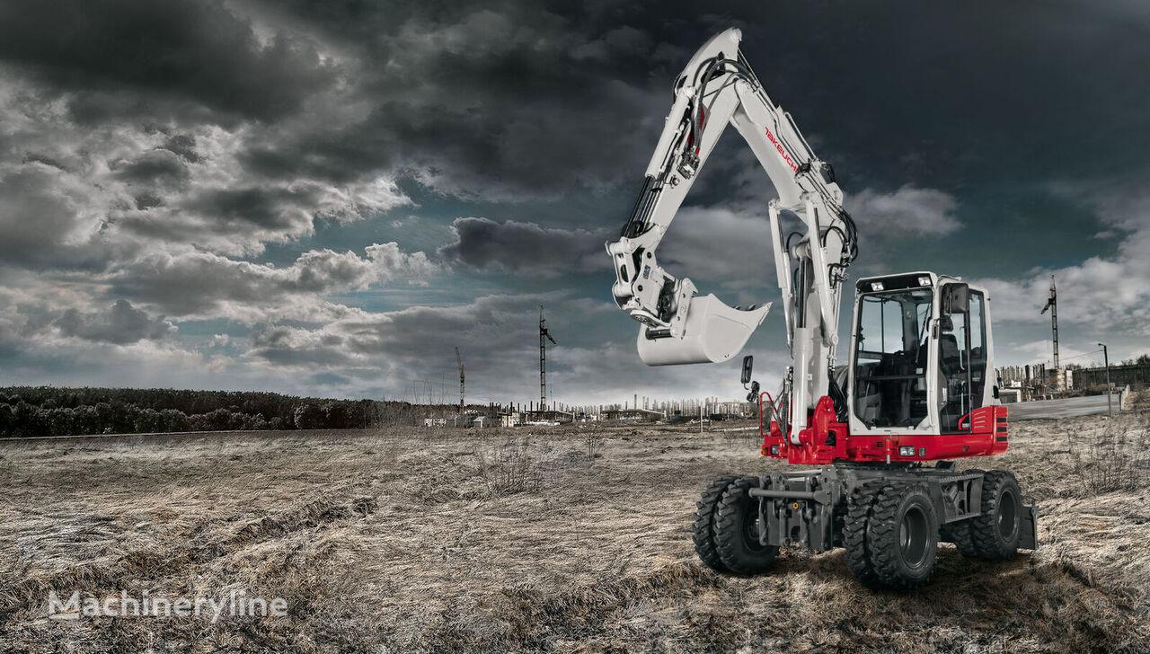 excavadora de ruedas TAKEUCHI TB 295 W-2 nueva