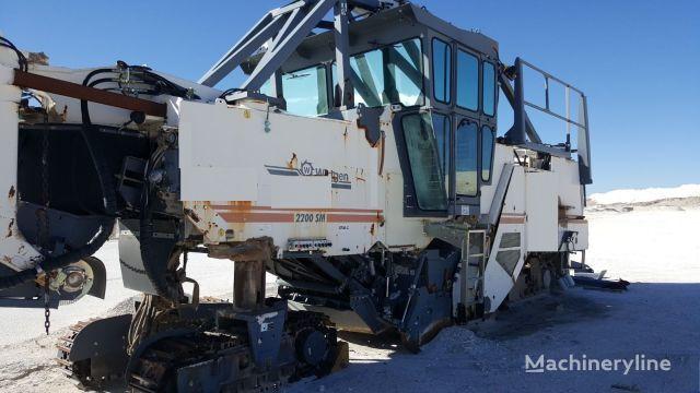 WIRTGEN W2200SM excavadora de superficie