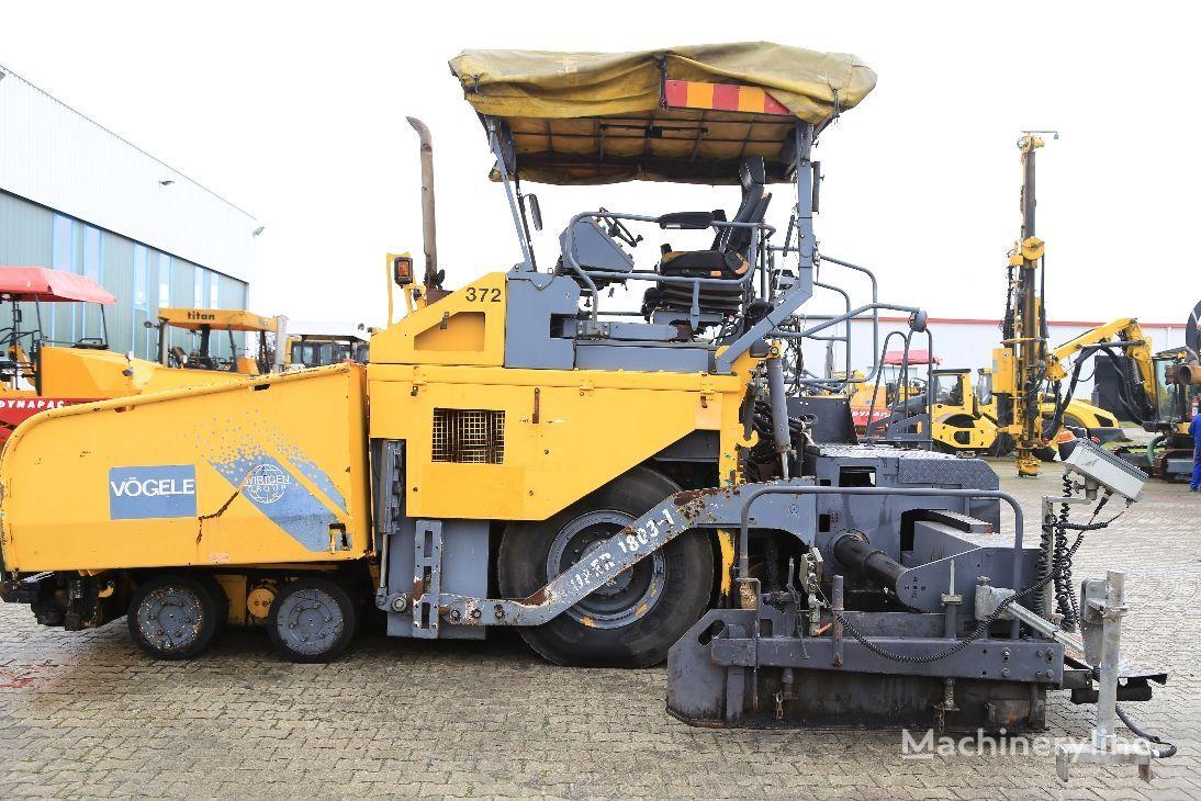 VÖGELE S 1803-1 extendedora de ruedas