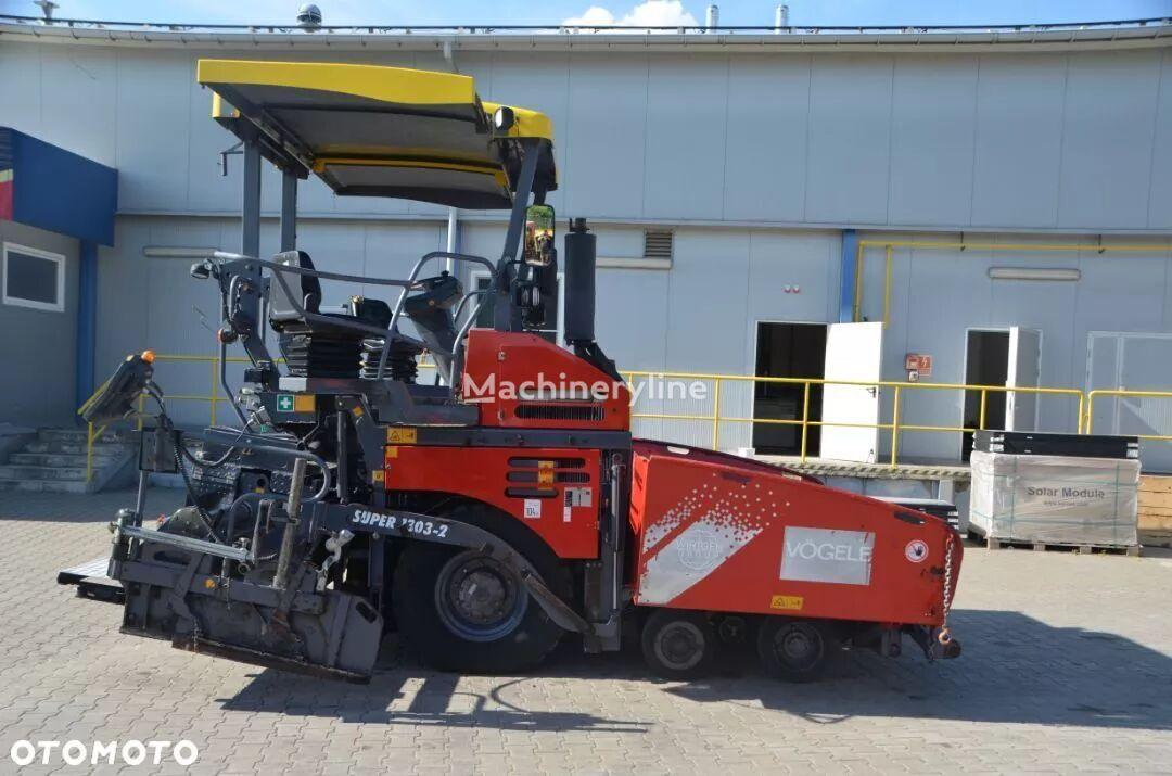 extendedora de ruedas VÖGELE SUPER 1303 - 2