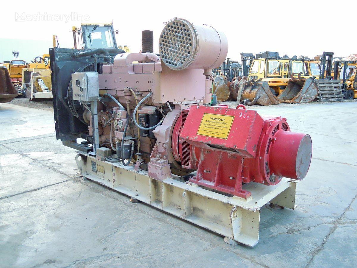 ABN 240kW generador de diésel