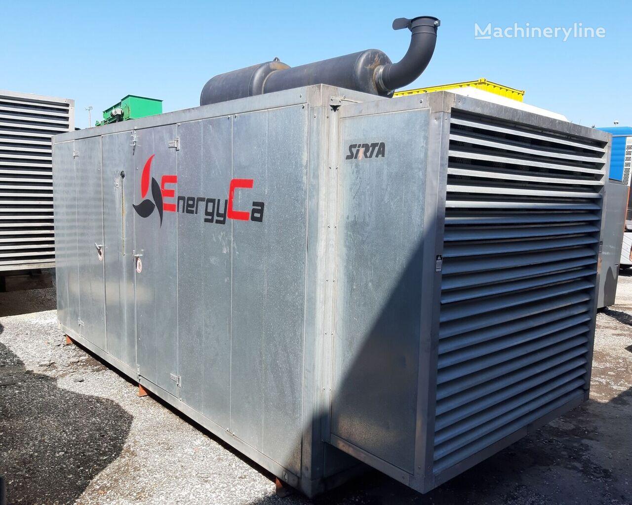 VOLVO TD1010GH generador de diésel