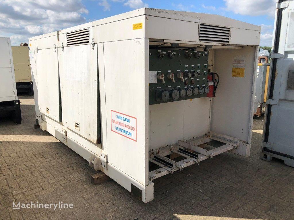 generador DEUTZ-FAHR Leroy Somer F8L413F 100 kVA Supersilent generatorset
