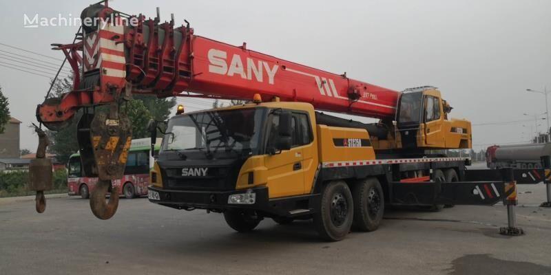 SANY 75TON  MOBILE  TRUCK  CRANE grúa móvil