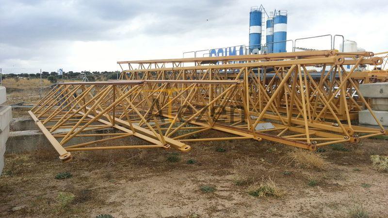 POTAIN soima SGT 85 opcion base grúa torre