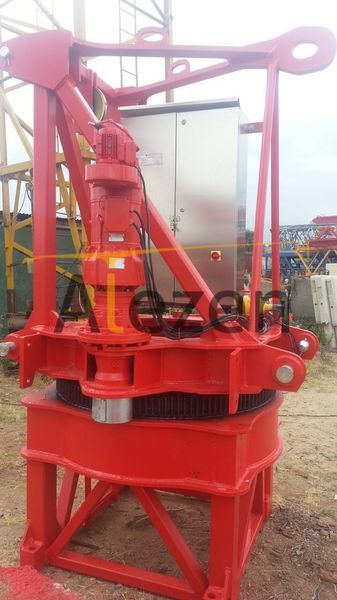 SAEZ 50 tl RECONDITIONED grúa torre