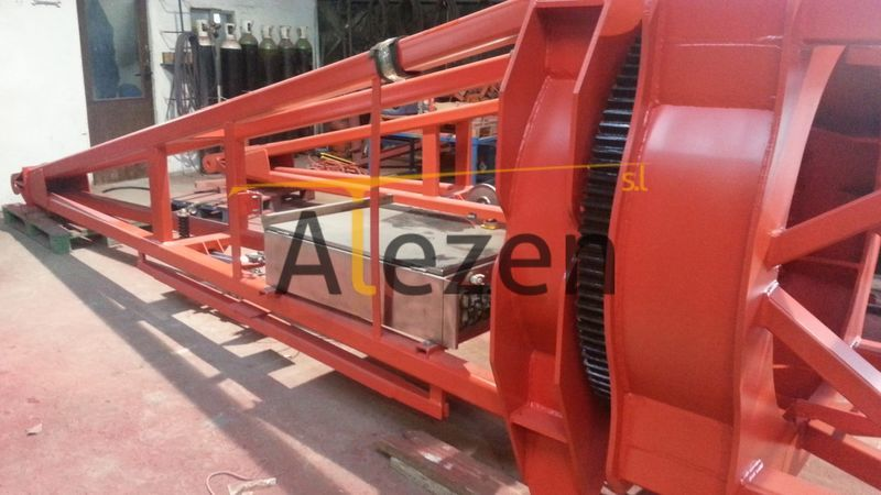 SAEZ s 46 RECONDITIONED grúa torre