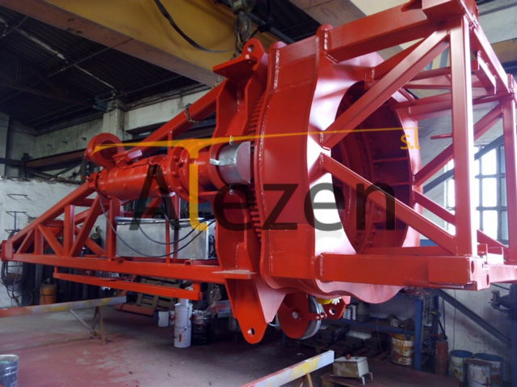 SAEZ s 52 RECONDITIONED grúa torre