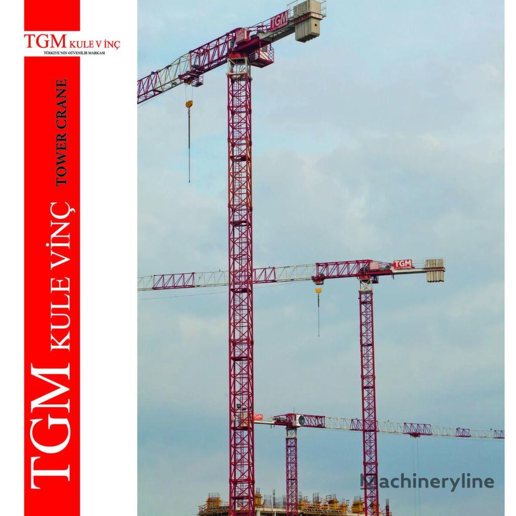 TGM GRT52 6 Ton grúa torre nueva