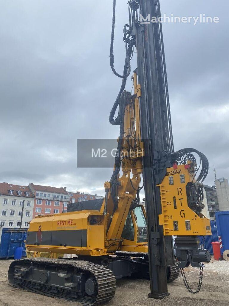 BAUER RTG RG 19 T máquina de perforación