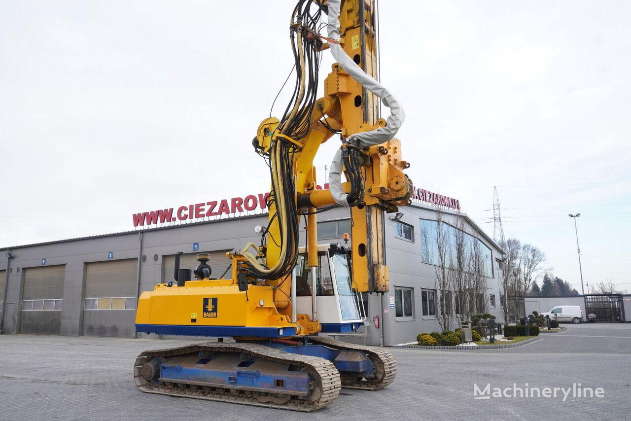 BAUER BG 12 V , drilling rig  máquina perforadora