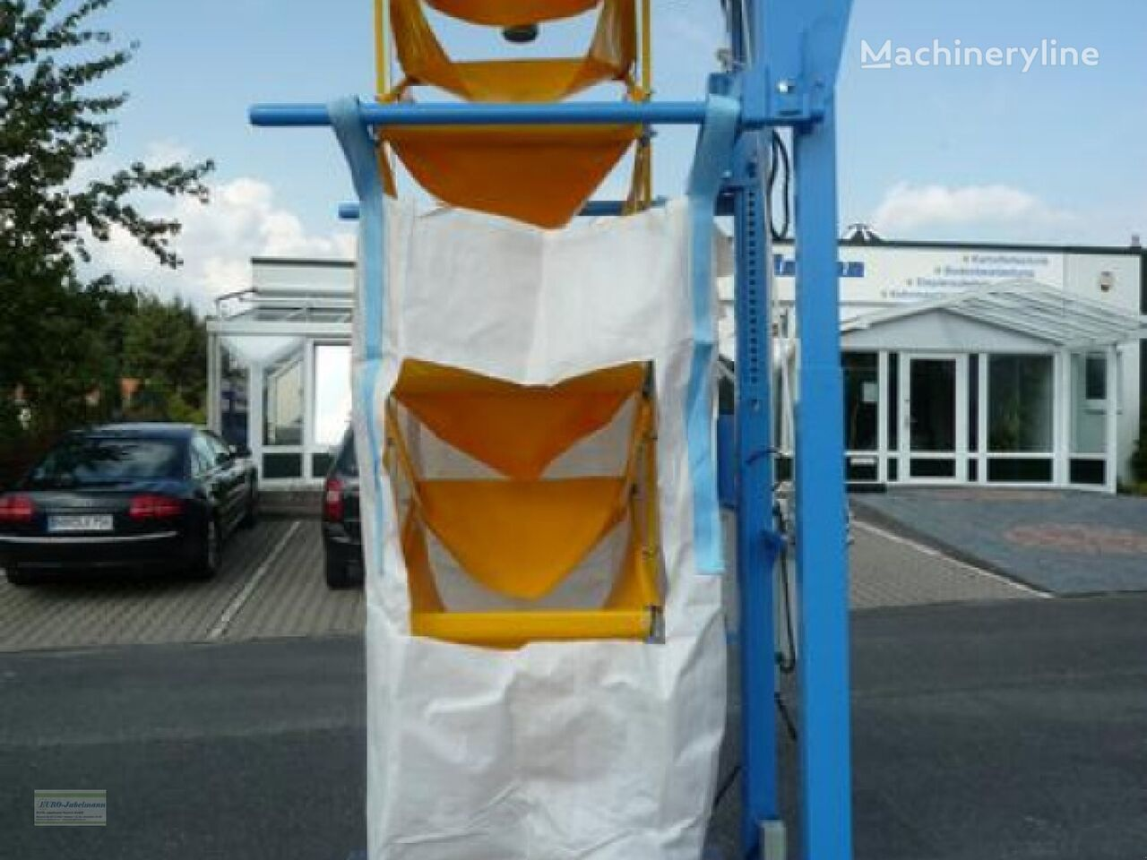 EURO-Jabelmann Einzel Big-Bag-Füller BBF, NEU maquinaria de envasado nueva