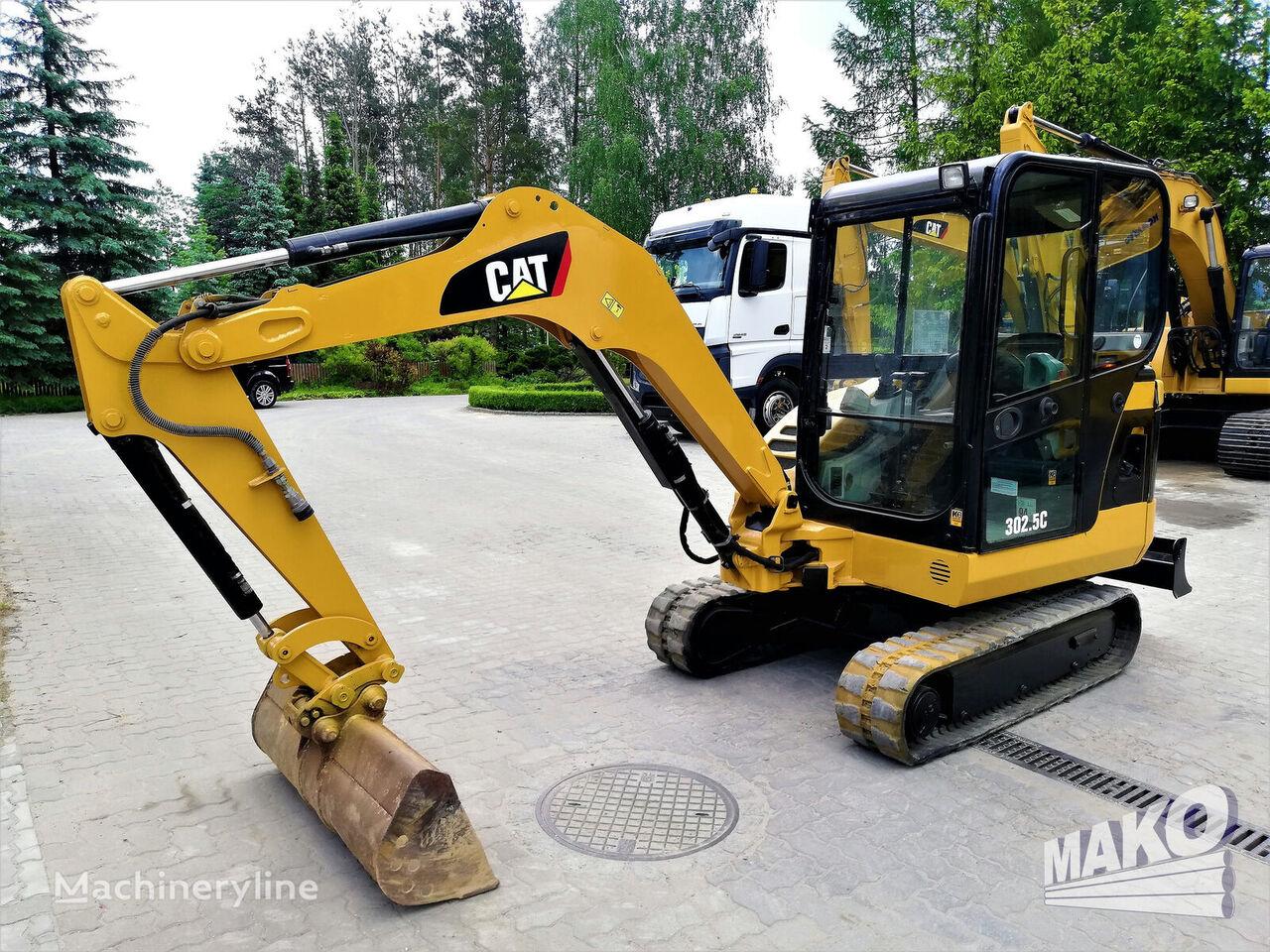 CATERPILLAR 302.5 mini excavadora