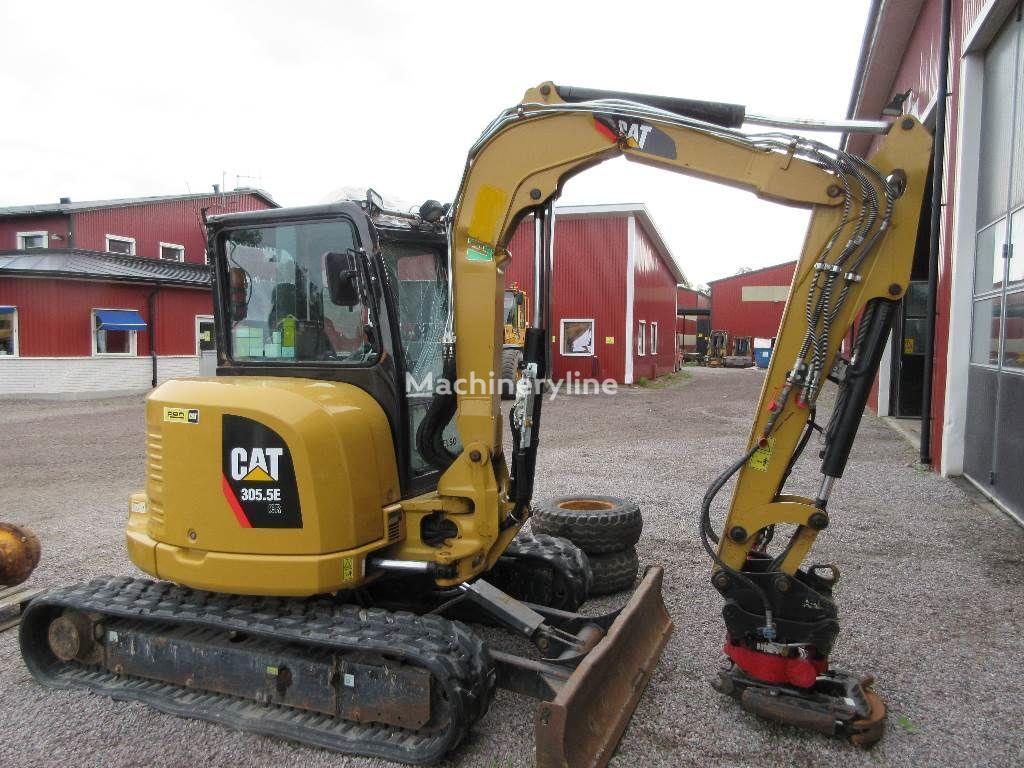 mini excavadora CATERPILLAR 305.5 E CR  Parts / Delar