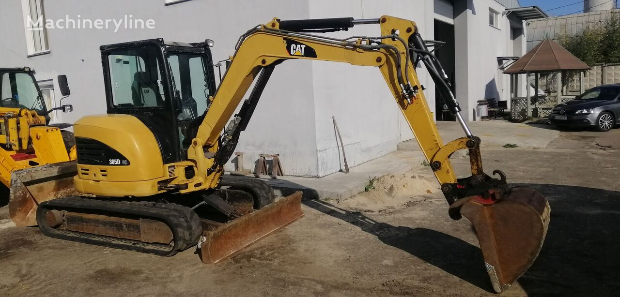 CATERPILLAR 305 CR mini excavadora