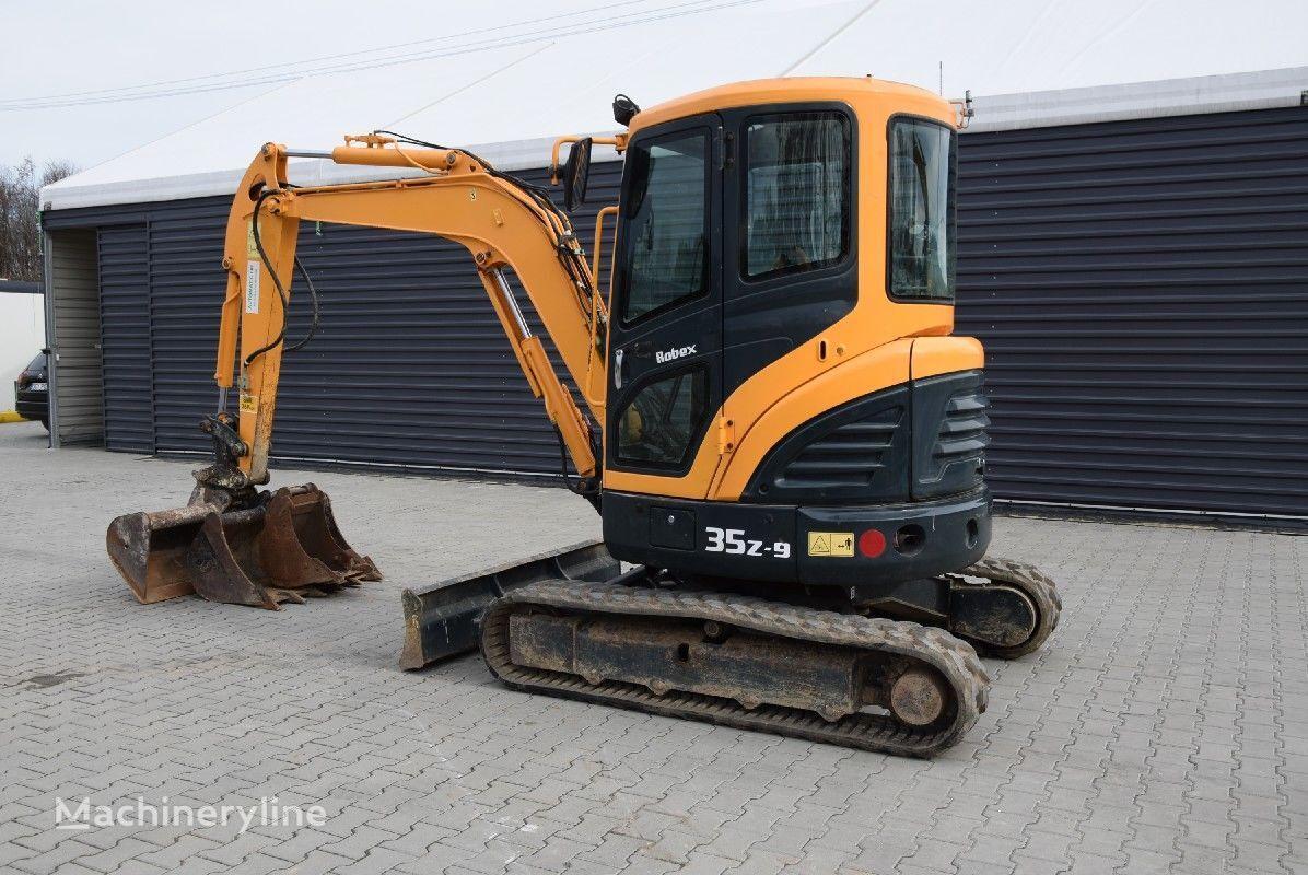 mini excavadora HYUNDAI R35Z-09