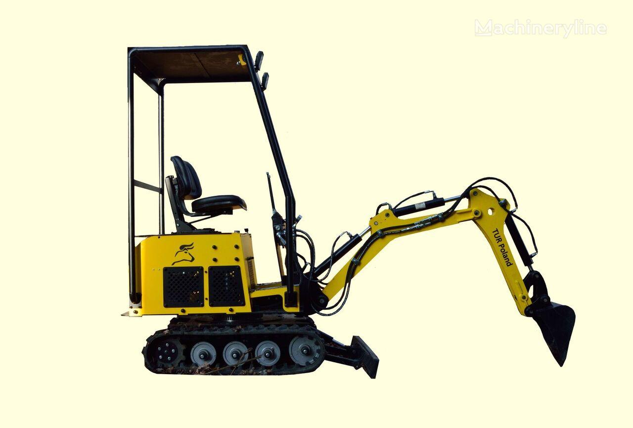 mini excavadora obrotowa - Minibagger mini koparka V 360 nueva
