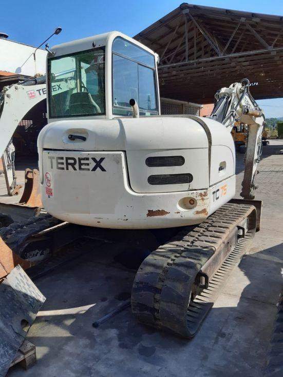TEREX SCHAEFF TC 75 miniexcavadora