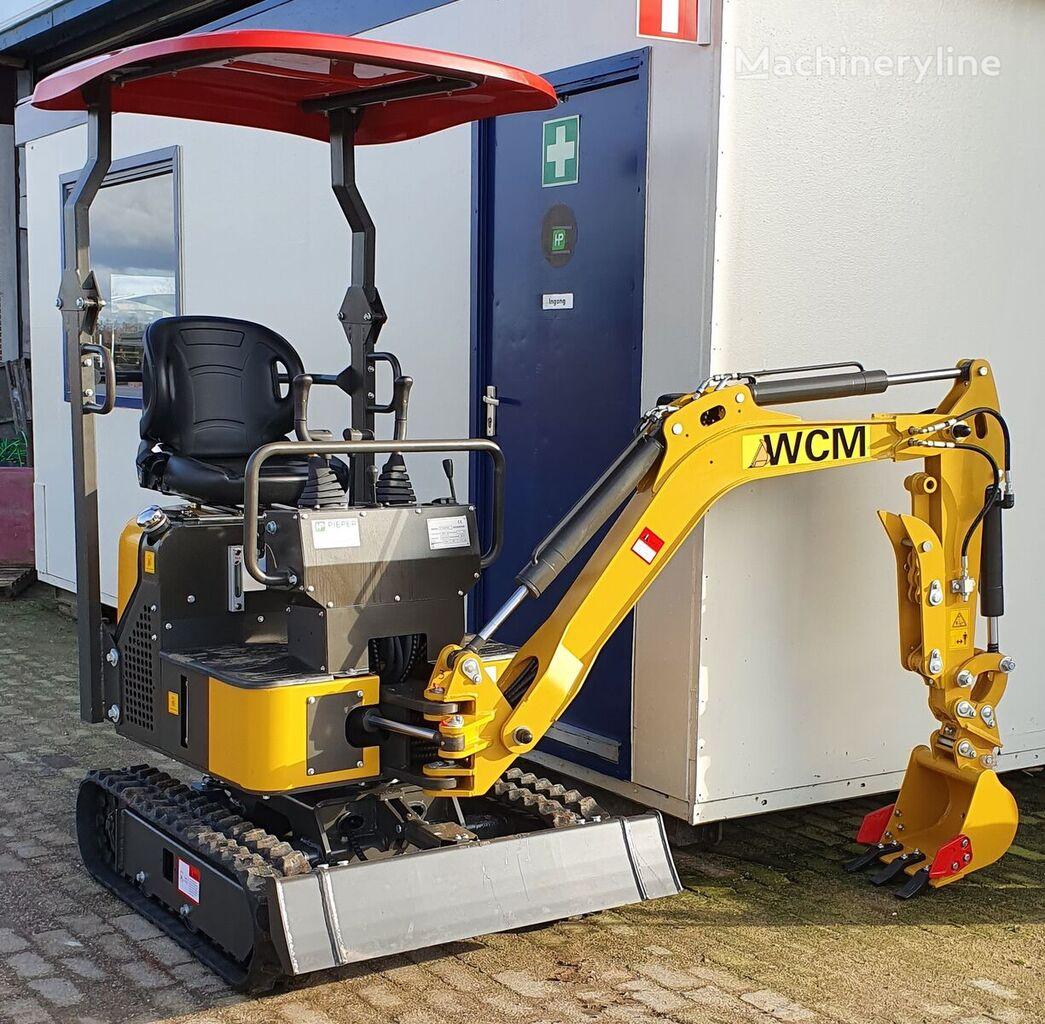 WCM CXT8010S miniexcavadora nueva