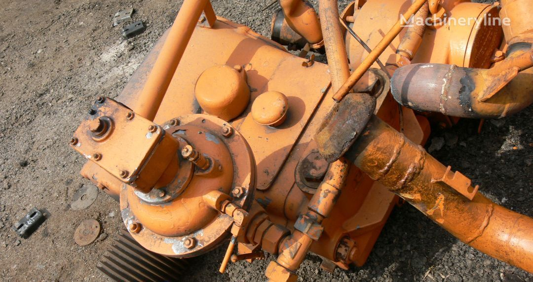 Specjalny pompa uraca  motobomba