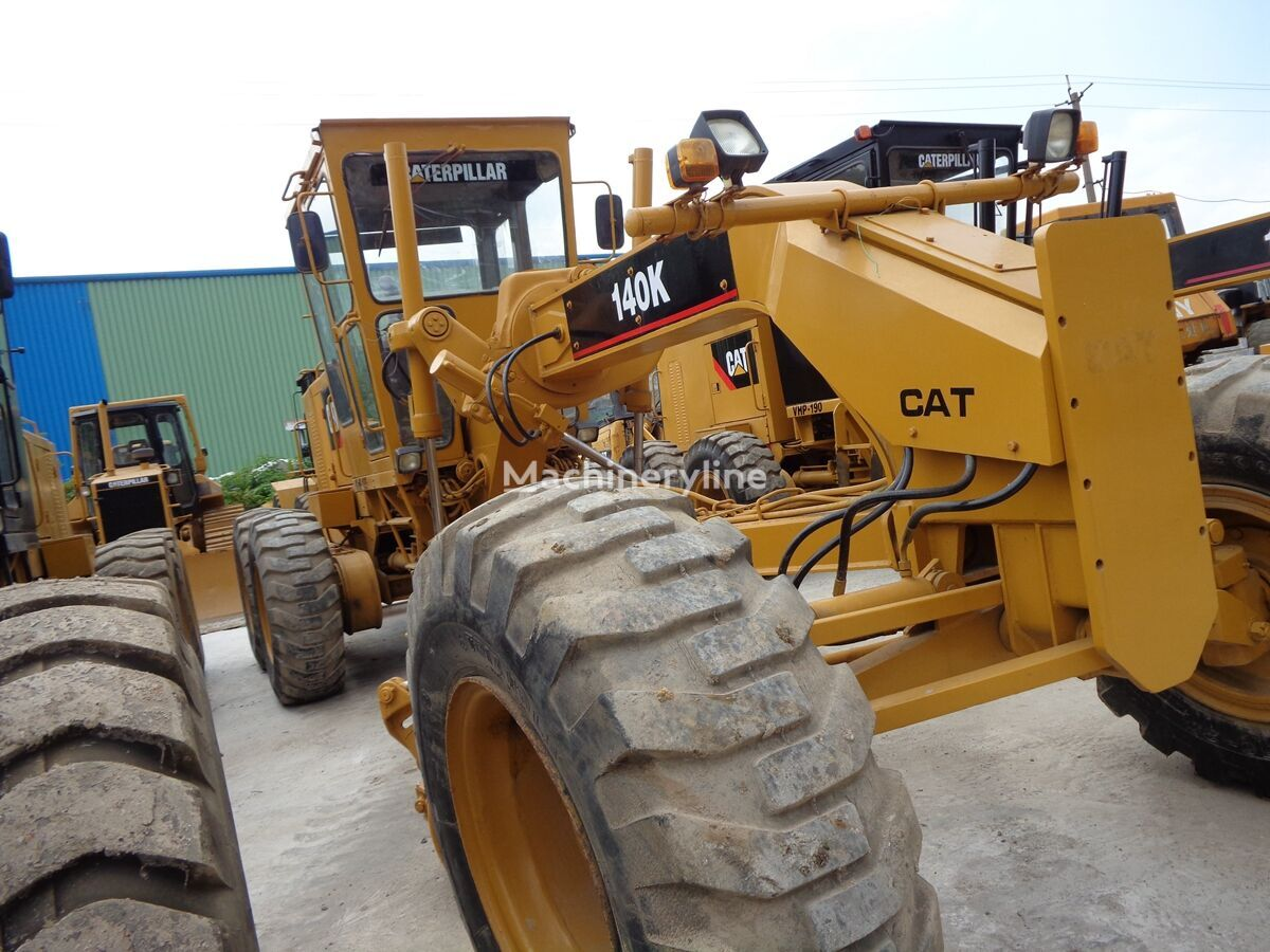 CATERPILLAR 140K motoniveladora