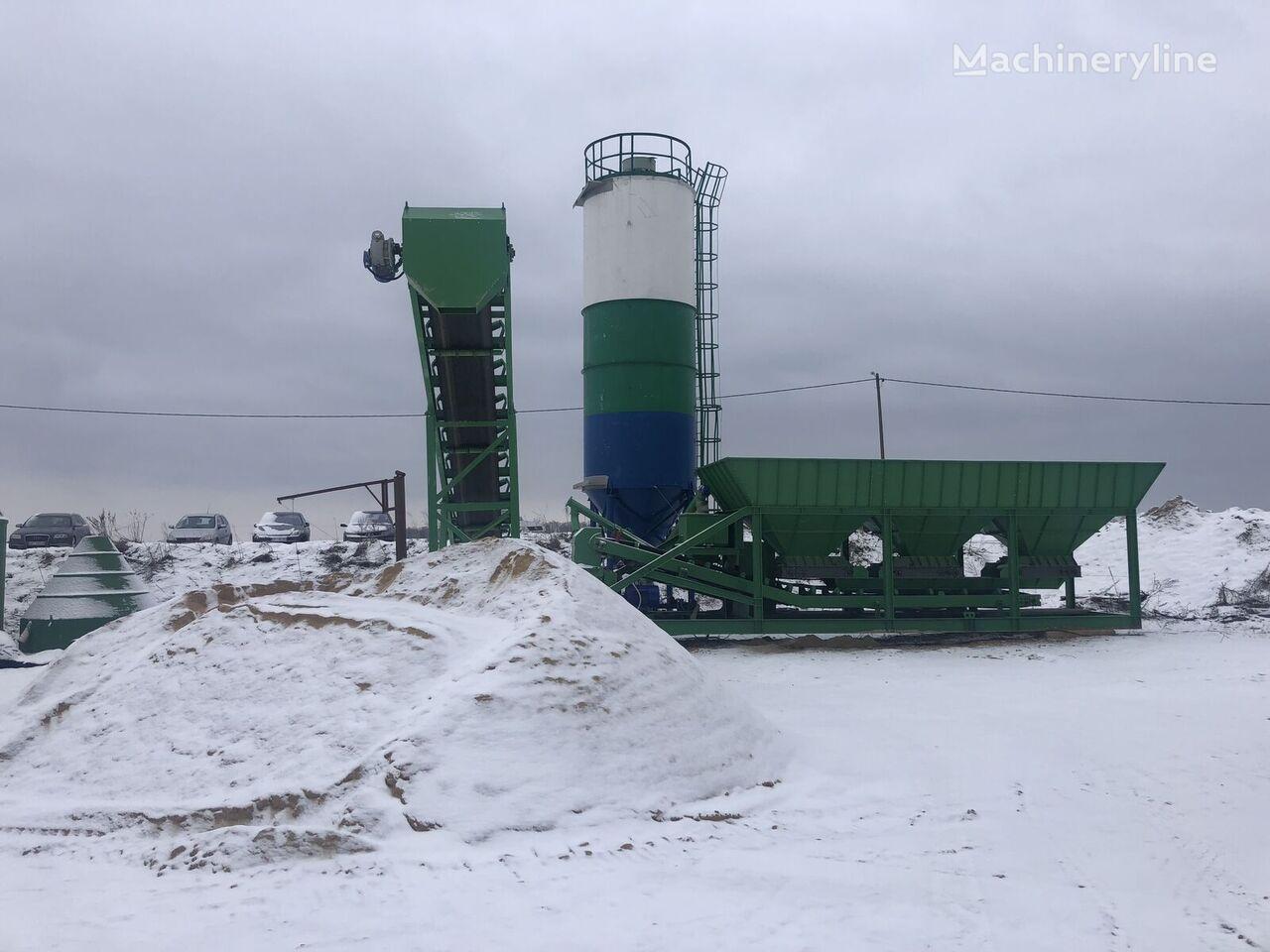 Mieszalnik do stabilizacji KMK otra maquinaria de construcción