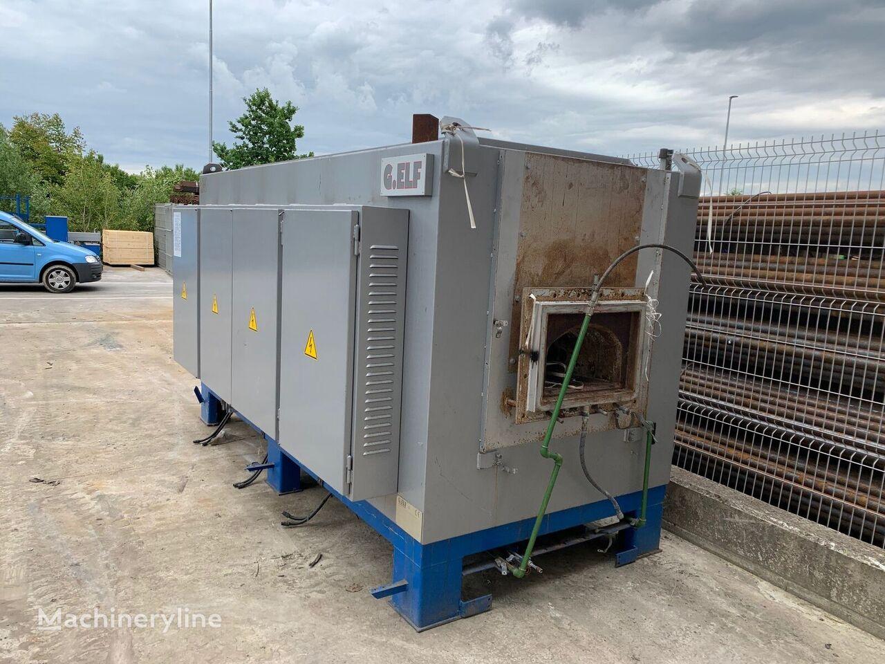 ELF Heat Treatment Plant otra maquinaria industrial
