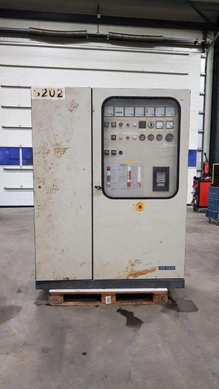 Schakelast Besturingskast ten behoeve van generatorset otra maquinaria industrial