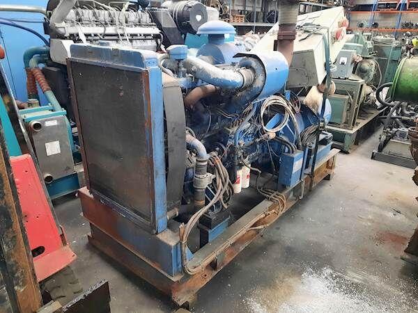 DAF 1160 TURBO + 150 KVA GENERATOR otro generador