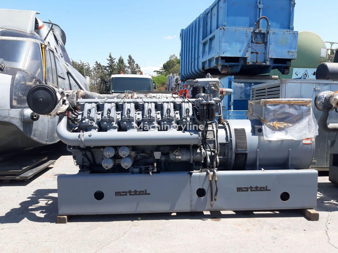 MATTEI IFS 12V 800 otro generador