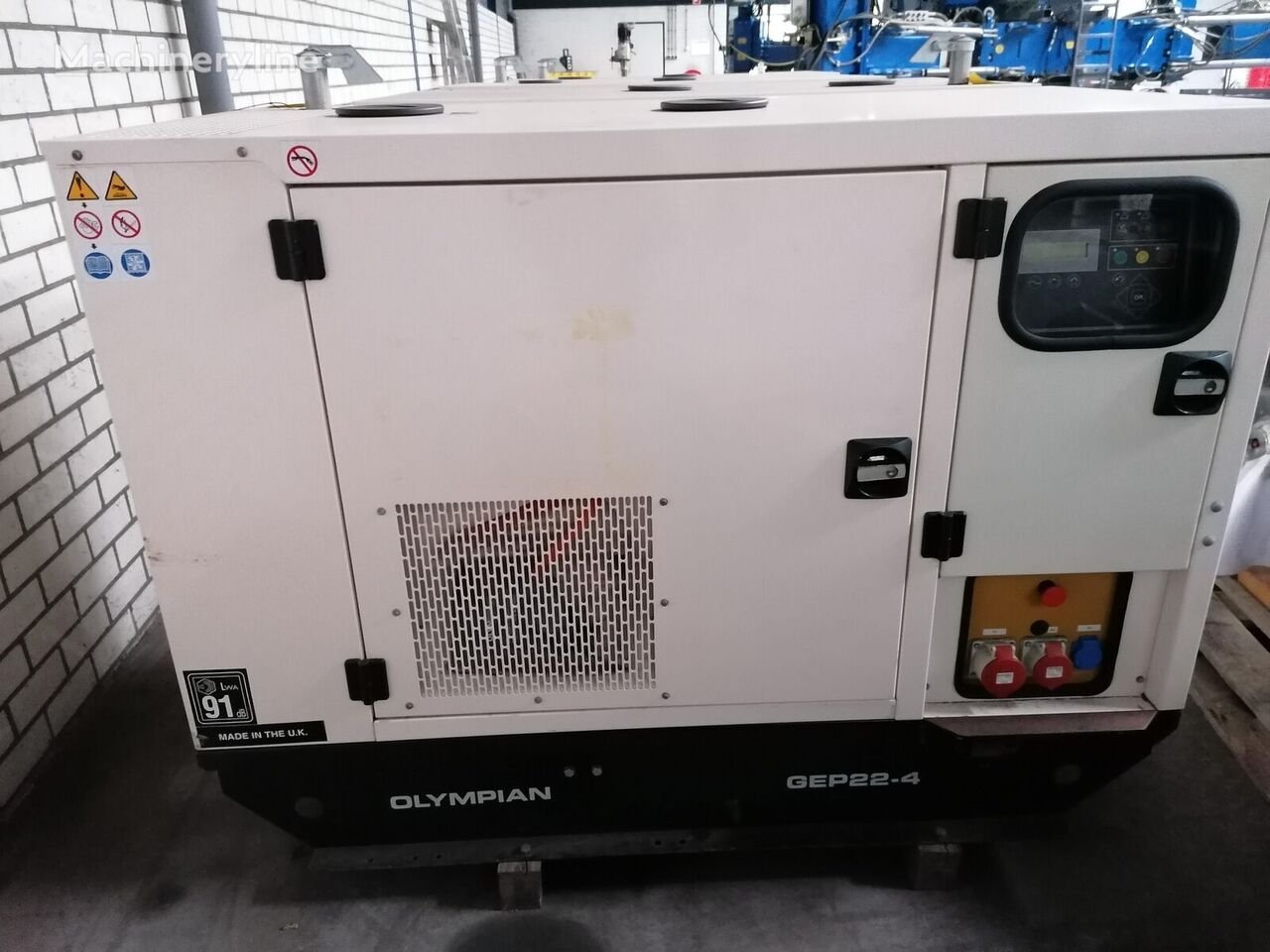 OLYMPIAN GEP22-4  otro generador nuevo