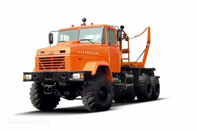 KRAZ 64372 tip 1 otros maquinaria de construcción