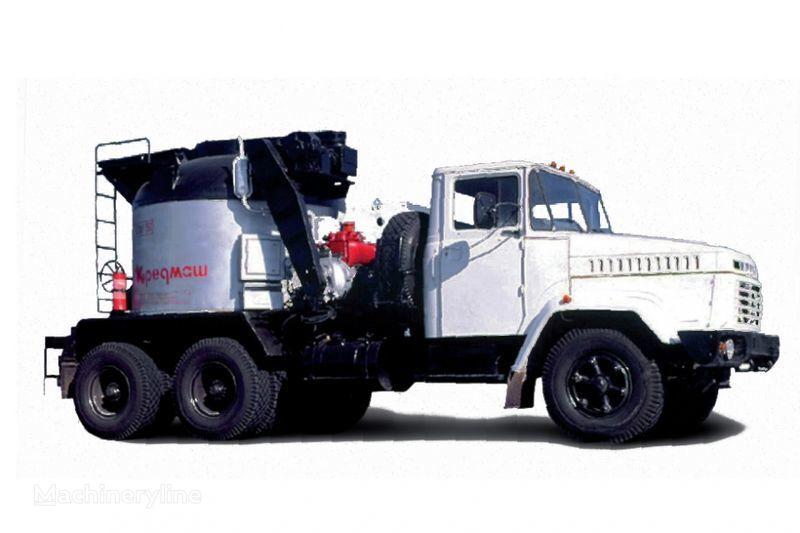 KRAZ 65055 KDM 1502 Kotel dlya litogo asfalta  otros maquinaria de construcción