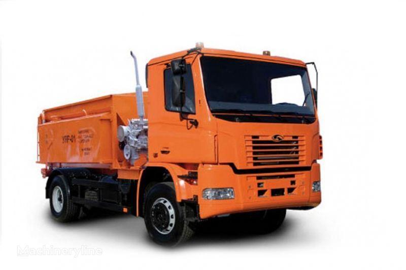 KRAZ N12.2-UYaR-01  otros maquinaria de construcción