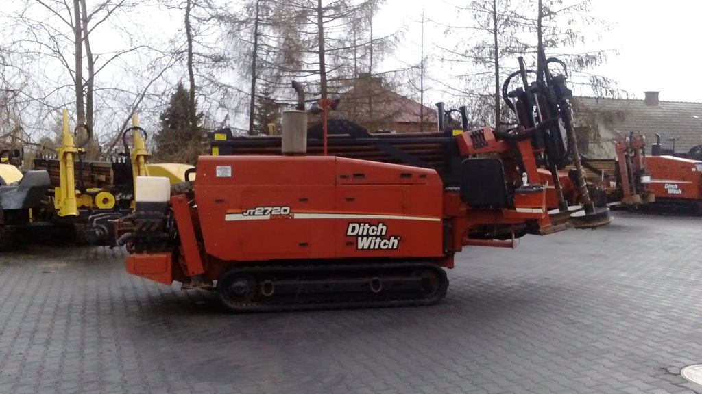 DITCH-WITCH 2720 mach1 perforadora horizontal