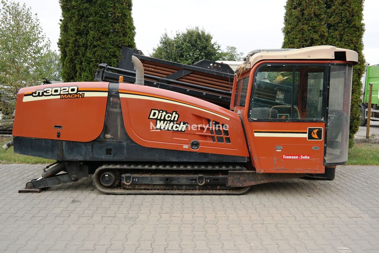 DITCH-WITCH JT 3020 M1 perforadora horizontal