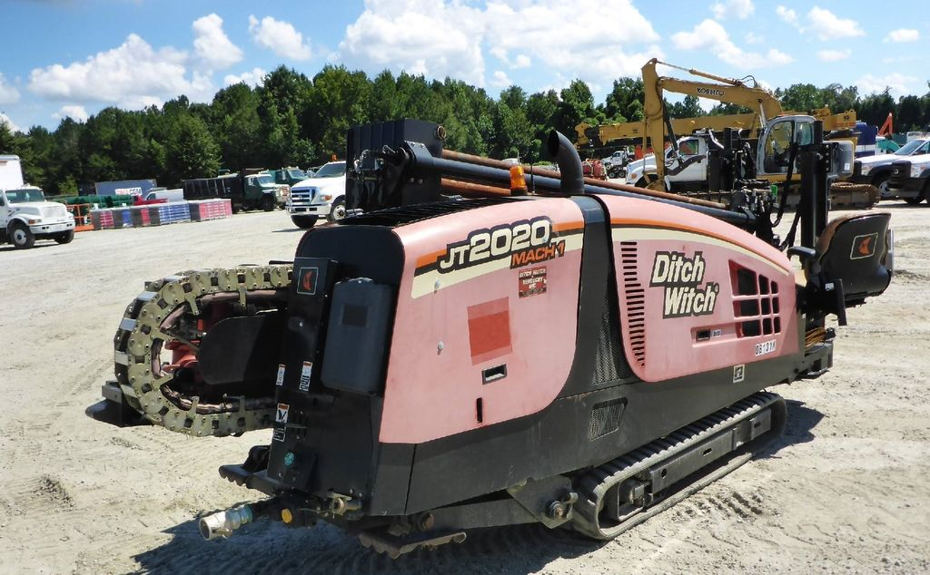 DITCH-WITCH JT2020 mach1 perforadora horizontal