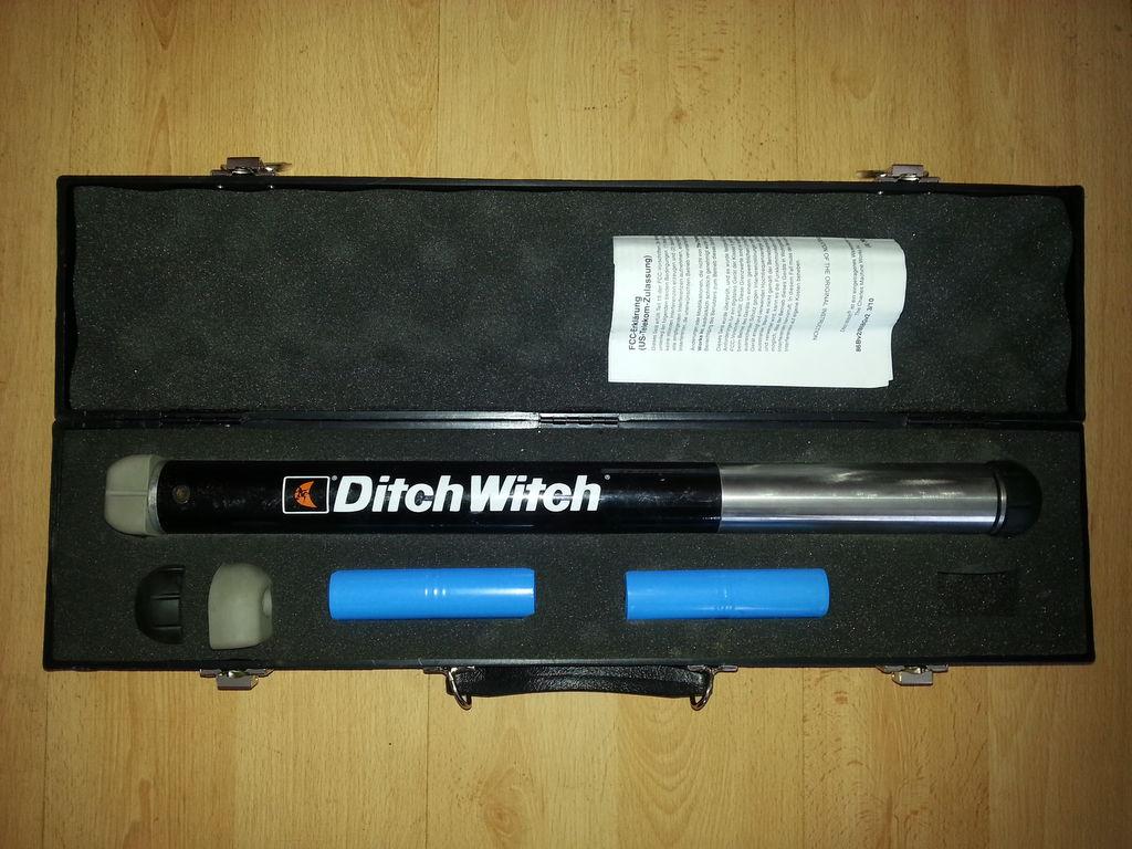 DITCH-WITCH Subsite 86B 86BH 86BGH 88B 850BH beacon sender and other perforadora horizontal