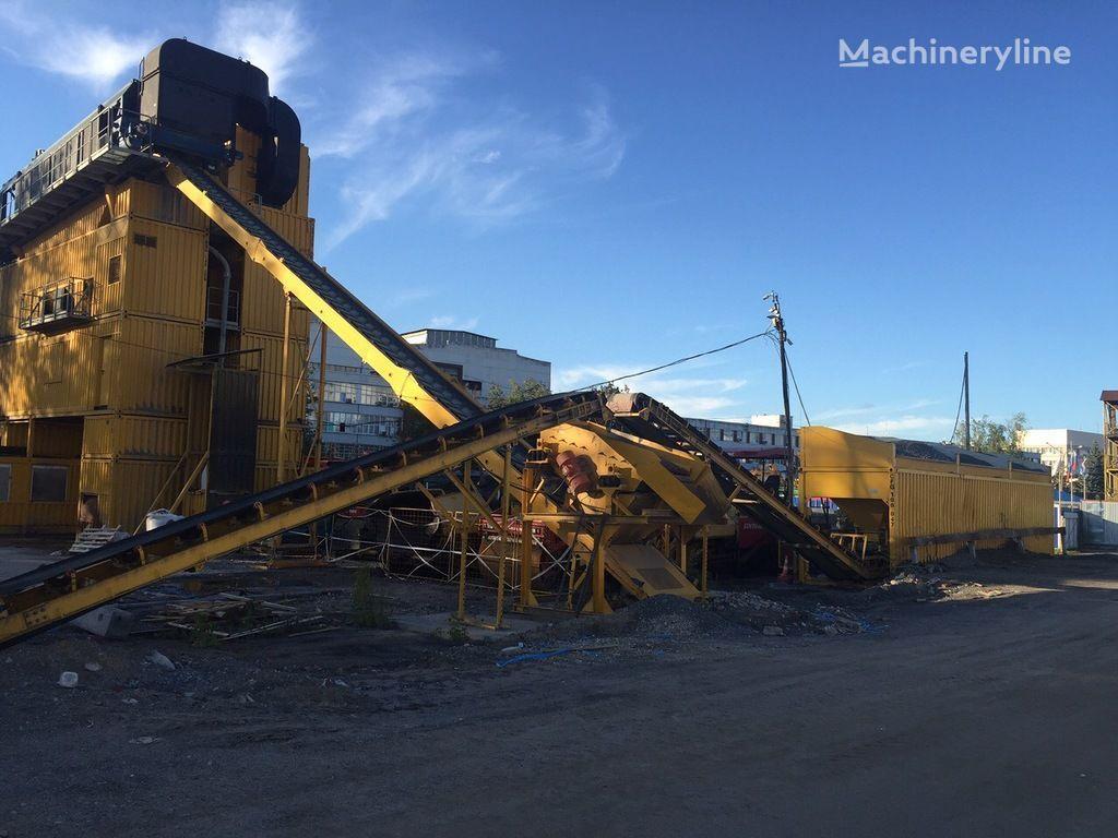 LINTEC CSD 3000 planta de asfalto