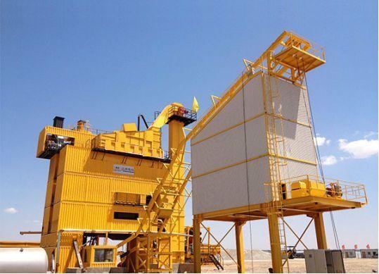 Yima Tech 80 planta de asfalto