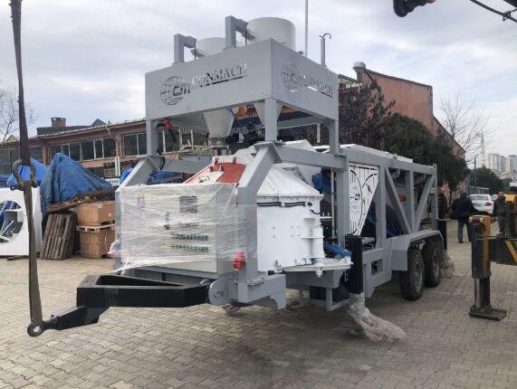CONMACH BatchKing-30CP  planta de hormigón nueva