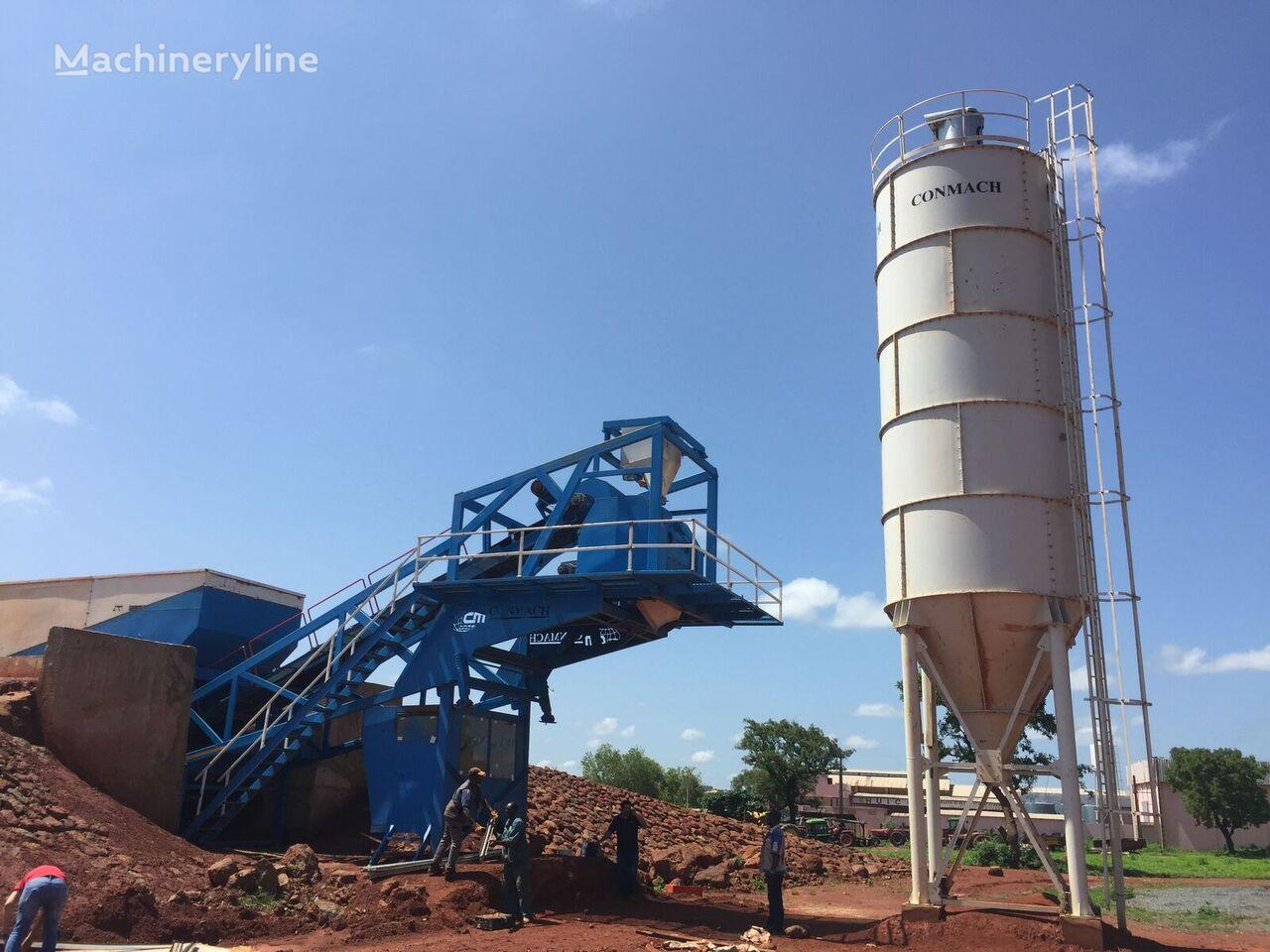 CONMACH MobKing-60 planta de hormigón nueva