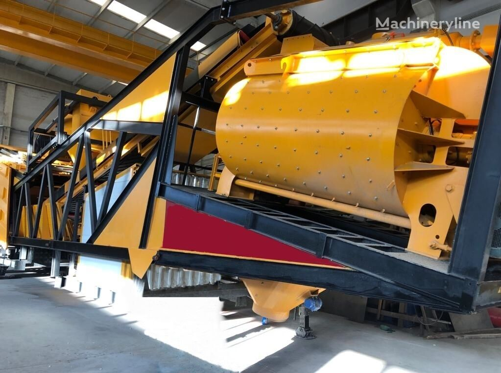 CONMACH MobKing-90 planta de hormigón nueva