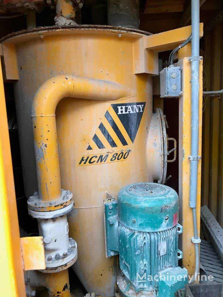Häny MCM-2000 planta de hormigón