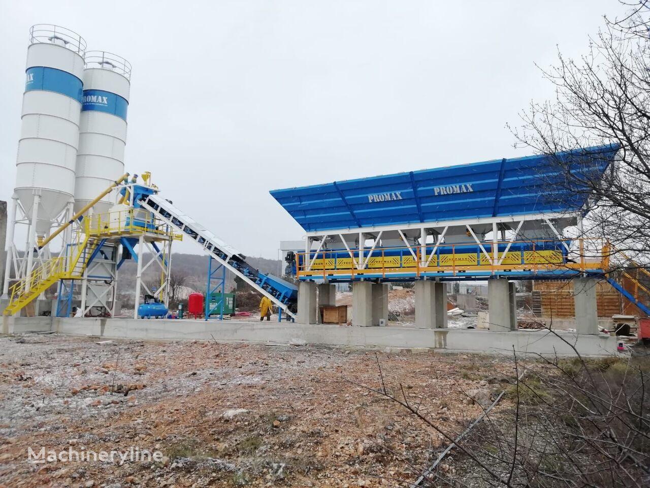 PROMAX  Compact Concrete Batching Plant C60 SNG L (60m³/h) planta de hormigón nueva