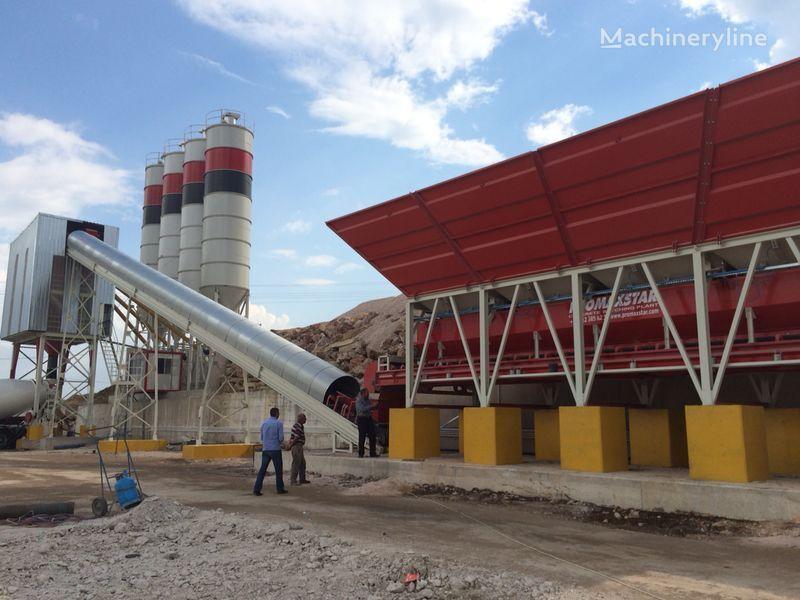 PROMAX Planta de Hormigón Estacionaria/Fija S160-TWN (160m³/h) planta de hormigón nueva
