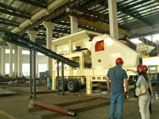 METSO 150TPH planta trituradora móvil nueva