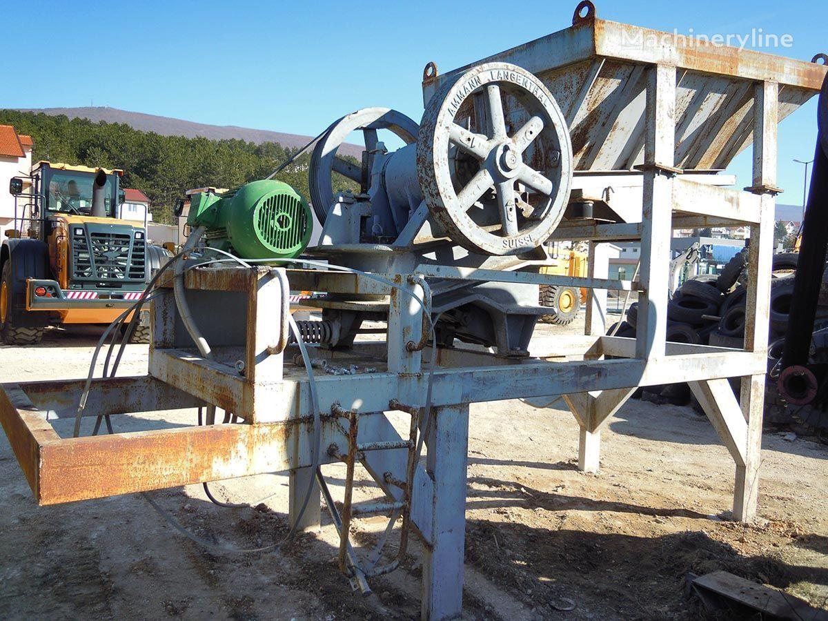 AMMANN BACKENBROEHER 5-11 planta trituradora