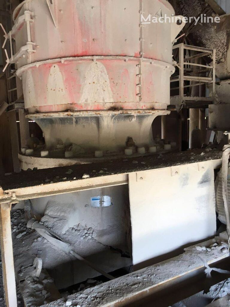 SANDVIK CH660  planta trituradora